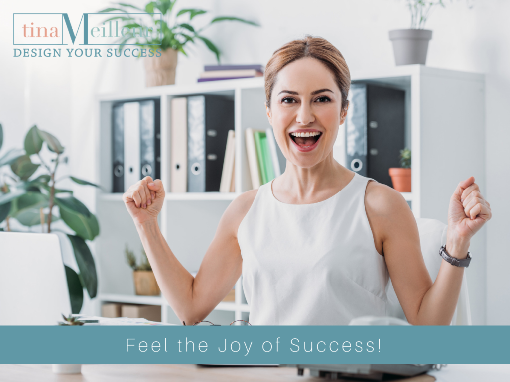 Feel the Joy of Success